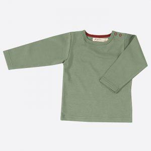 Plain T-Shirt Green