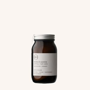 Bamboo & Jasmine Bath Salts