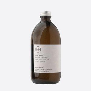 Cedar & Lime Bath Soak