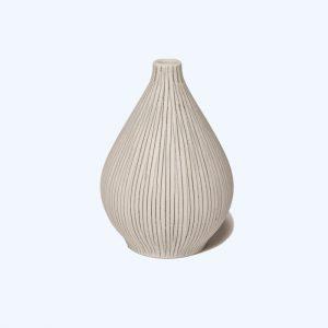 Kobe Grey Vase