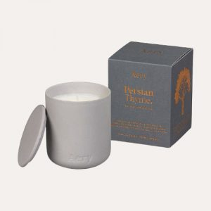 Persian Thyme Scented Candle